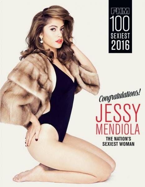 Jessy Mendiola FHM Sexiest Woman 2016