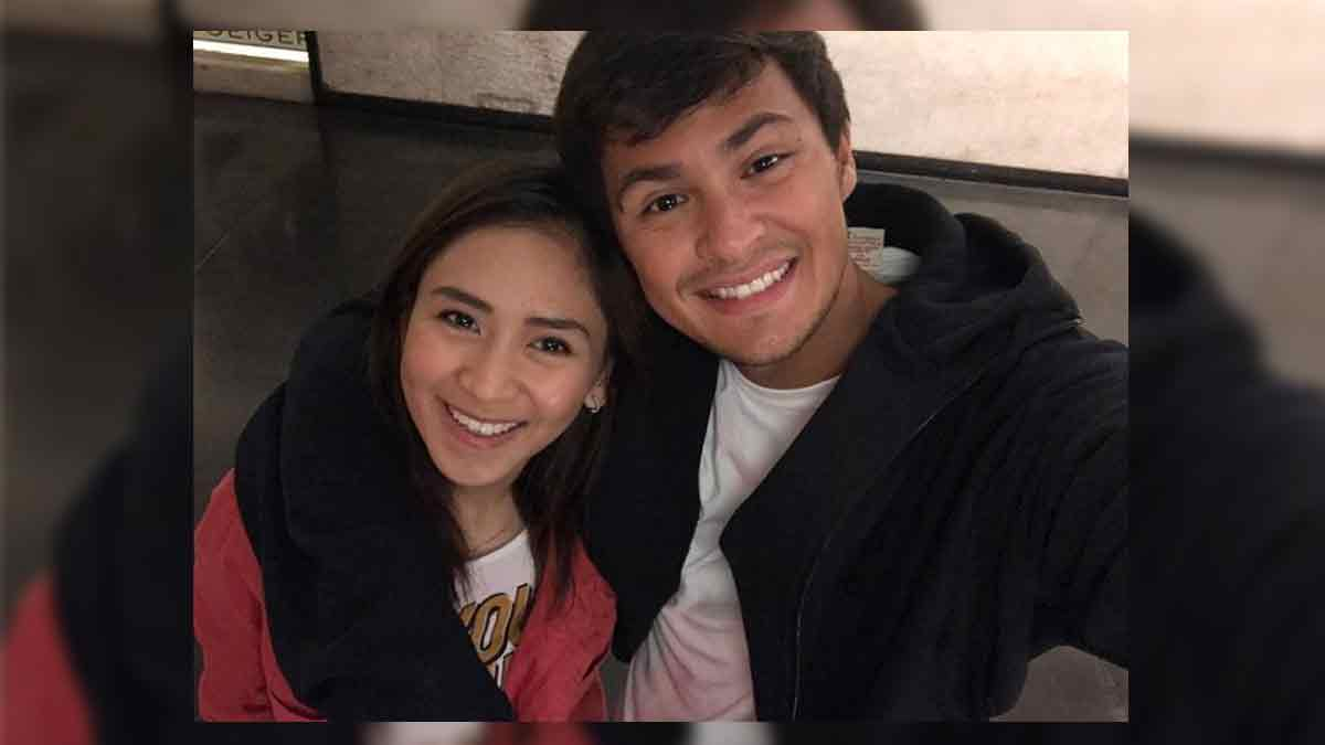 Sarah Geronimo and Matteo Guidicelli move into a new house