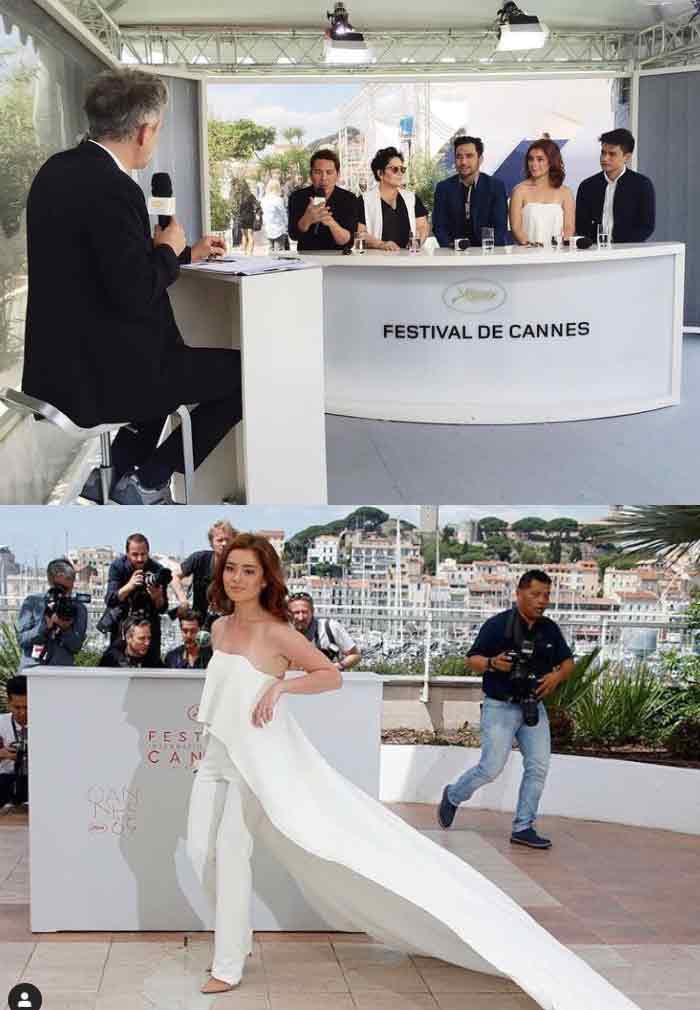 Andi Eigenmann Cannes Festival