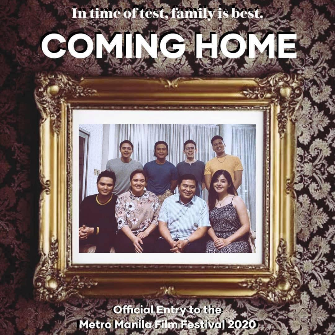 Coming Home cast