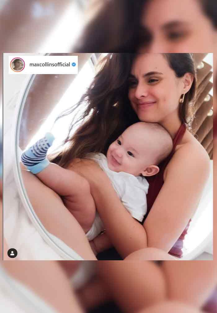 Celebrity babies 2020