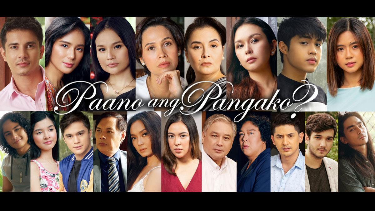 paano ang pangako cast