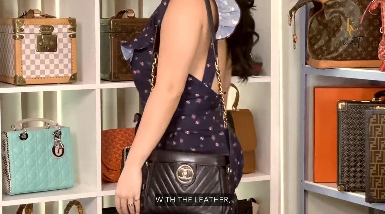 KC Concepcion, bag collection