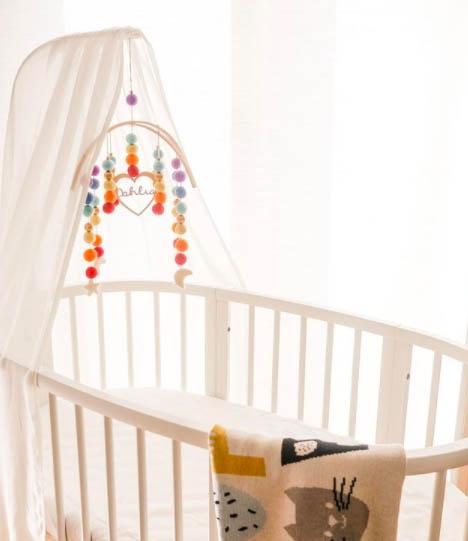 Dahlia Heussaff crib