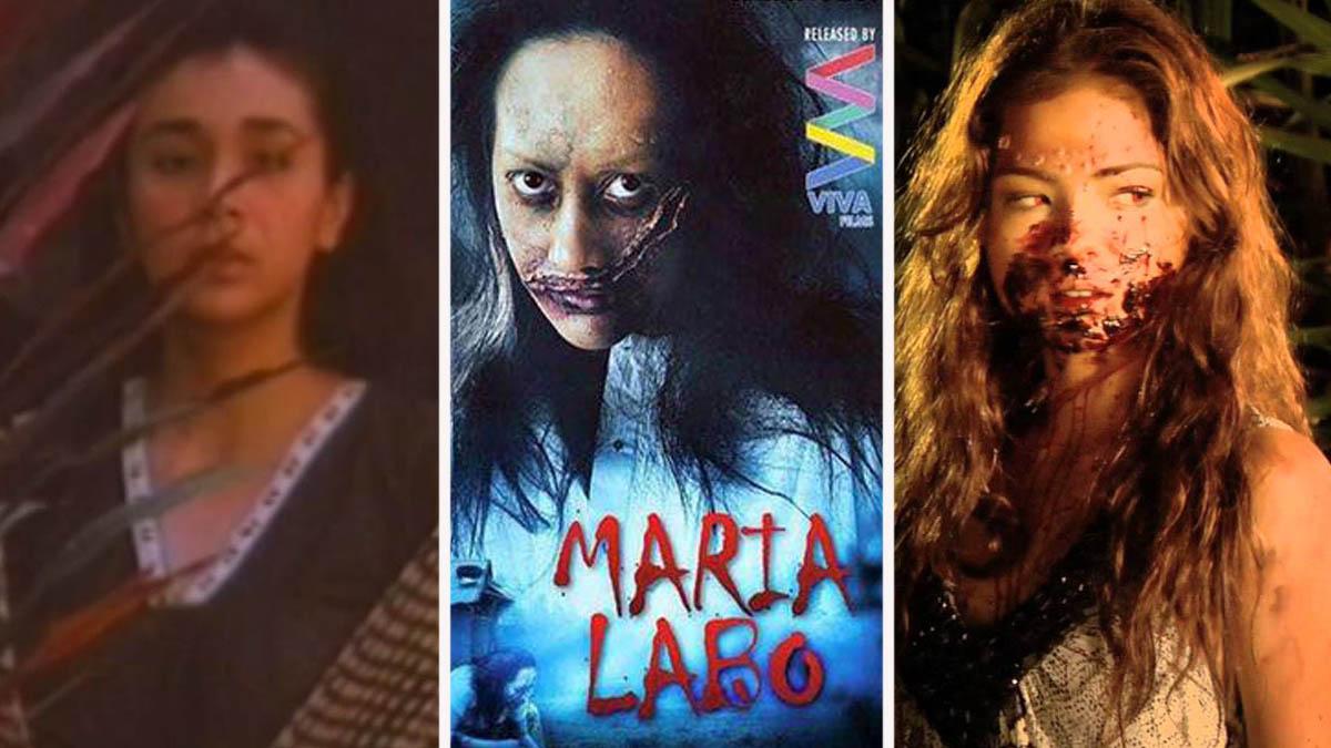 Alma Moreno Aswang, Maria Labo poster, Lovi Poe Aswang