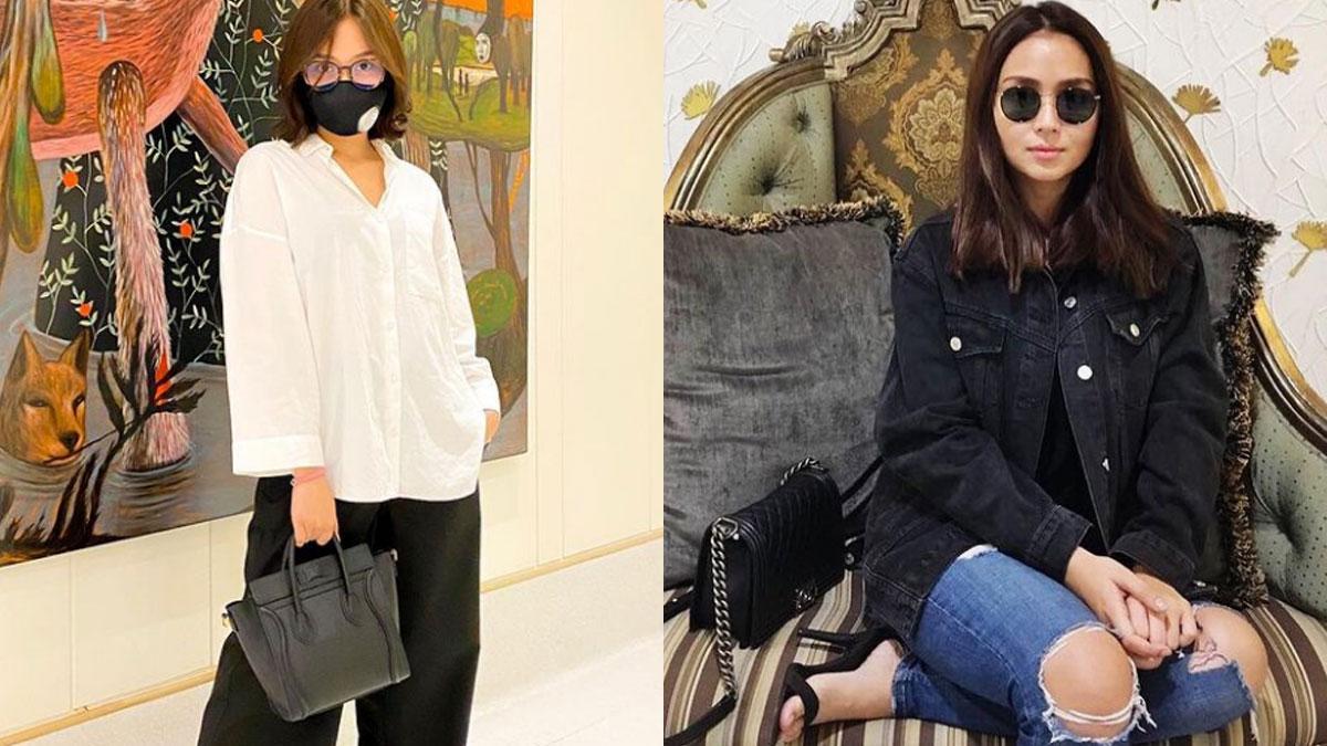 Kathryn Bernardo designer bag collection