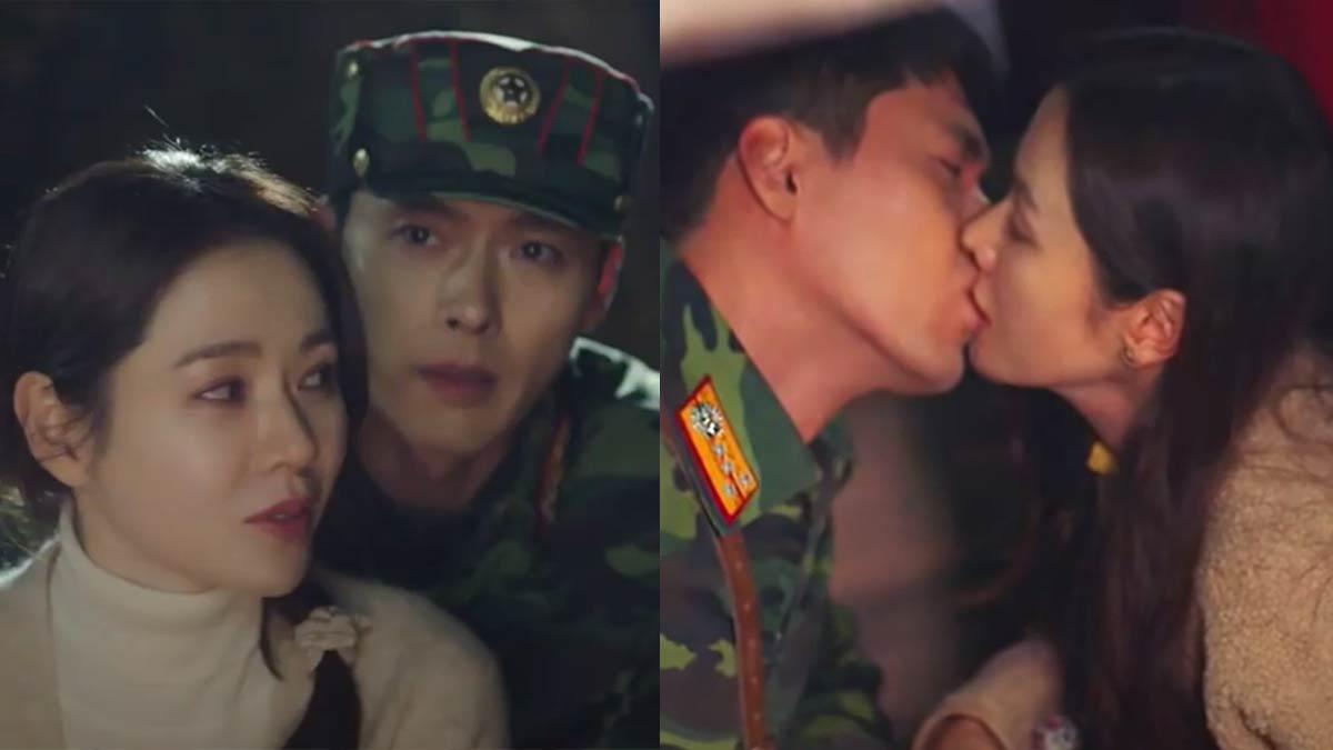 hyun bin and son ye jin from crash landing on you