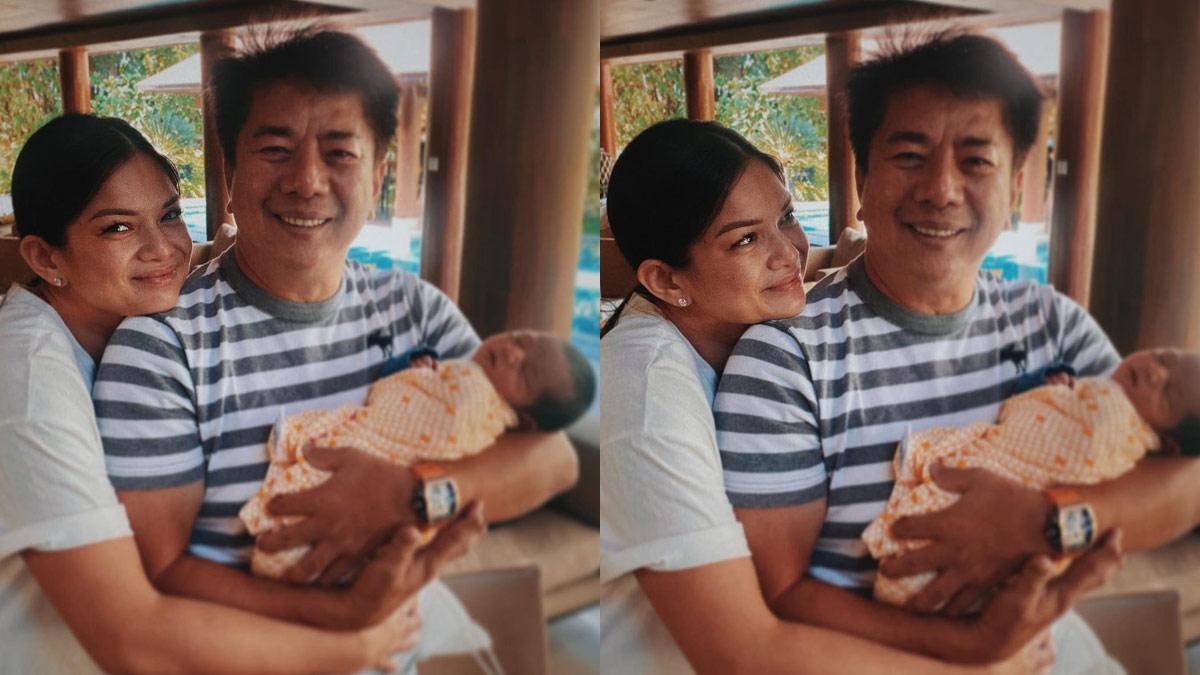 Meryll Soriano Willie Revillame new baby