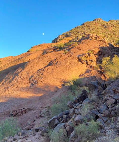 Rovilson Fernandez Camelback mountain