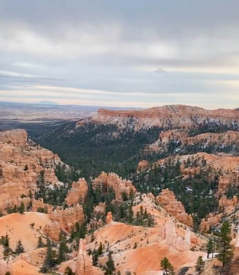 Rovilson Fernandez, Bryce Canyon National Park