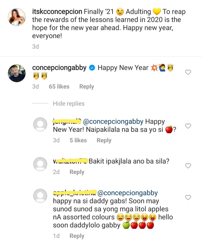 netizen teases gabby concepcion on daughter kc dating status