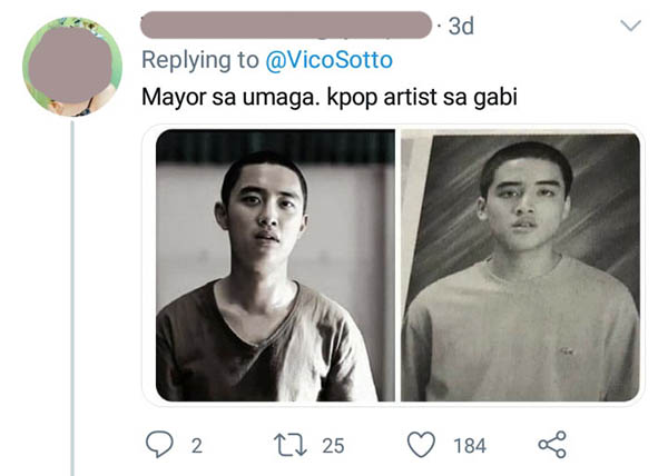 side by side photo of vico sotto and exo do