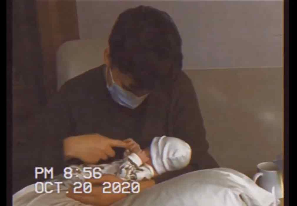 Janella Salvador and Markus Paterson introduce son Baby Jude