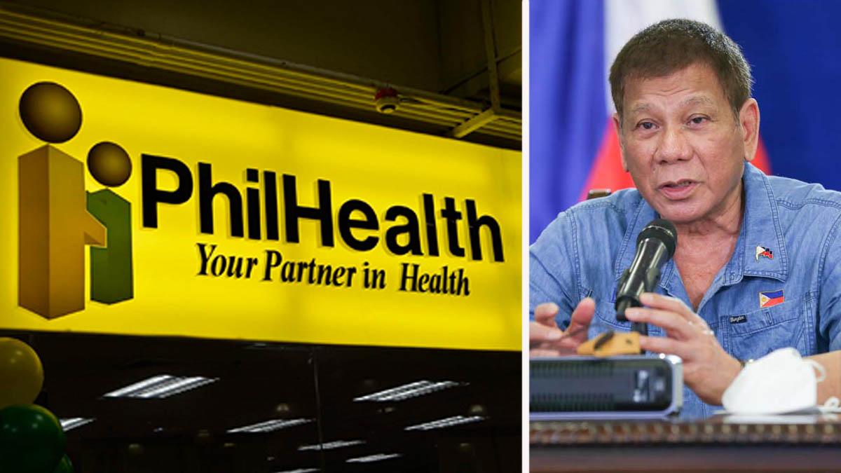President Rodrigo Duterte PhilHealth premium hike 2021