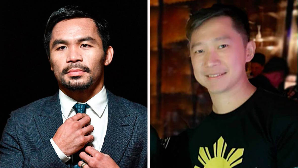 Manny Pacquiao, Eric Yap