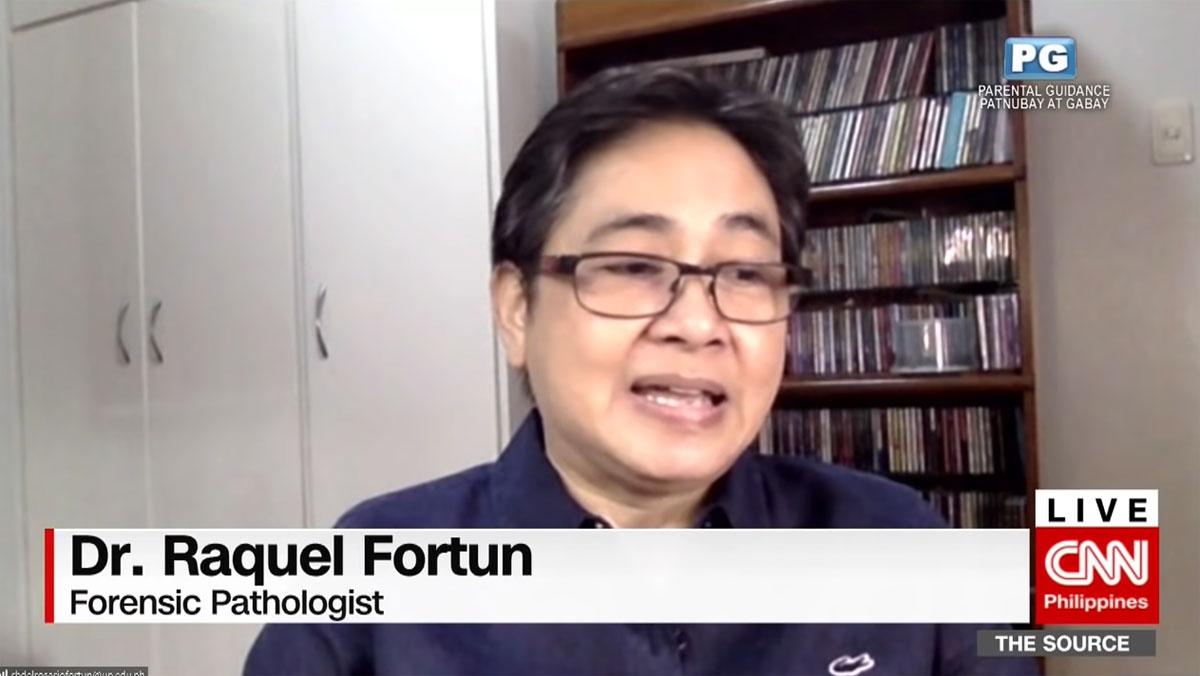 Dr. Raquel Fortun