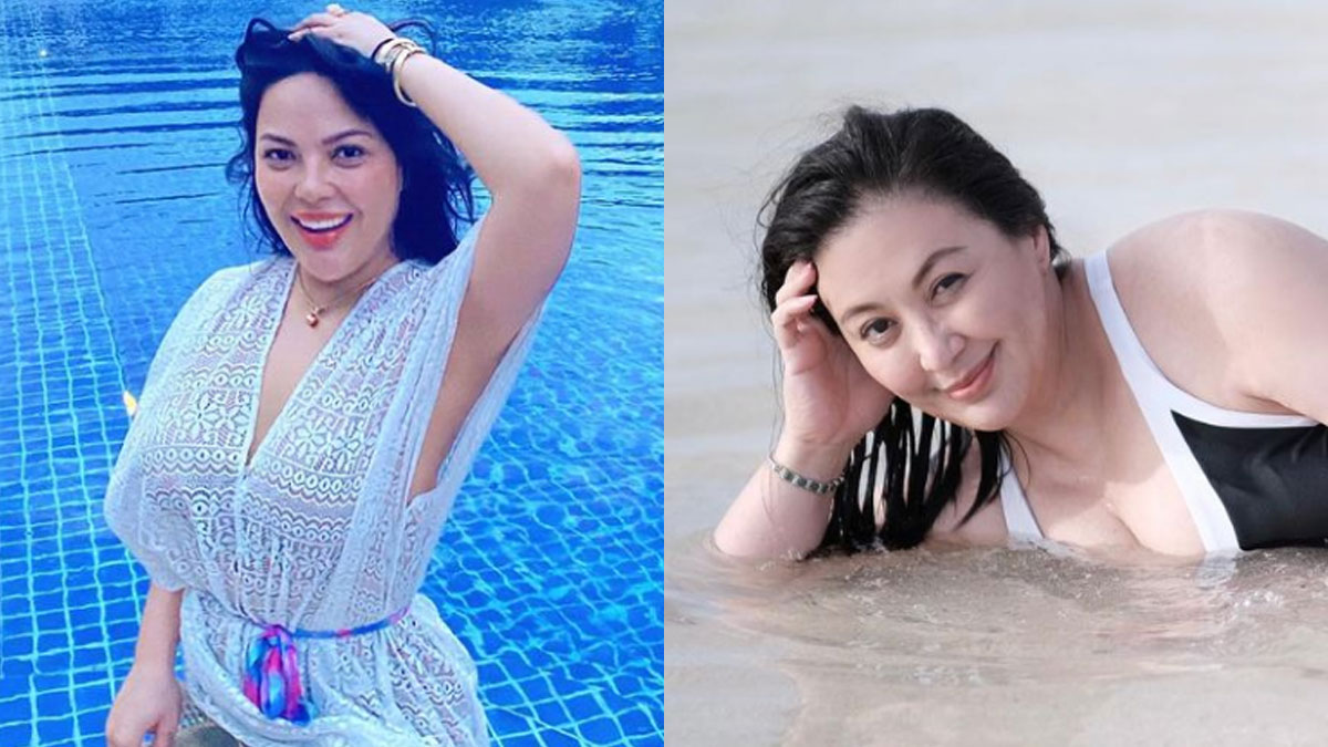 KC Concepcion, Sharon Cuneta
