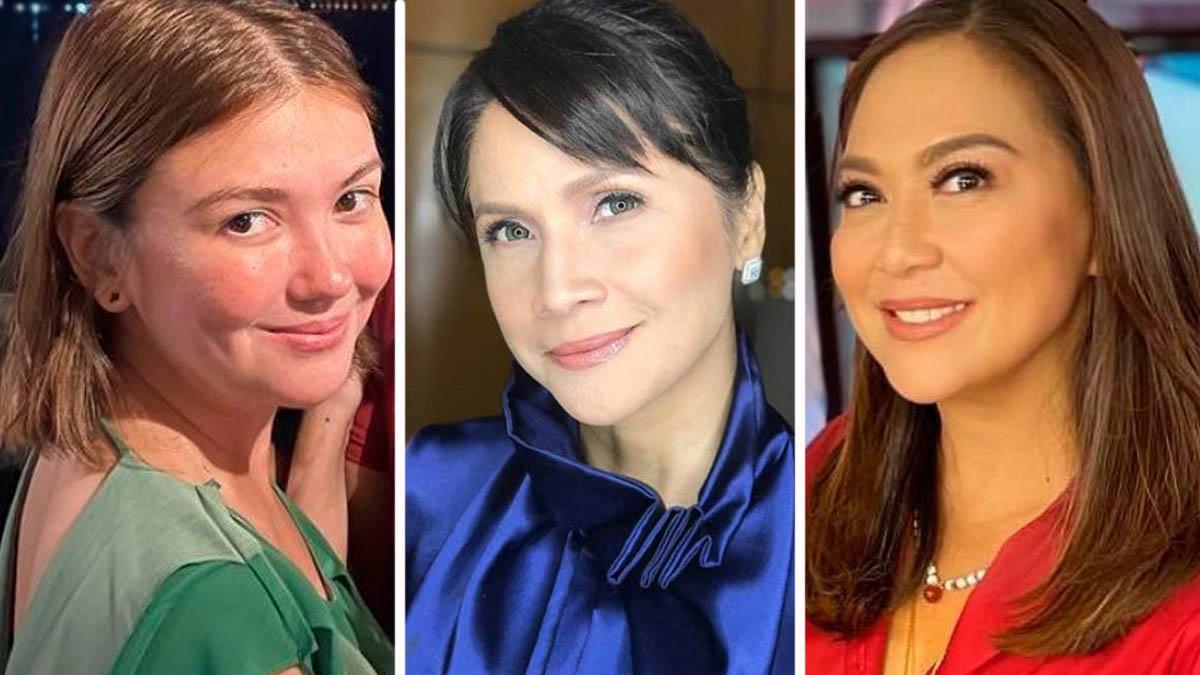 Angelica Panganiban, Agot Isidro, Karen Davila