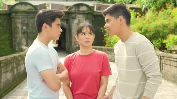 Kelvin Miranda, Mikee Quintos, Paul Salas in The Lost Recipe