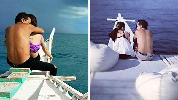 John Lloyd Cruz, Ellen Adarna vacation in Cebu