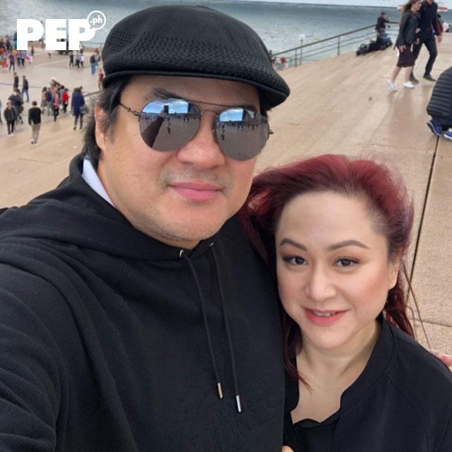 jomari yllana and Priscilla Almeda