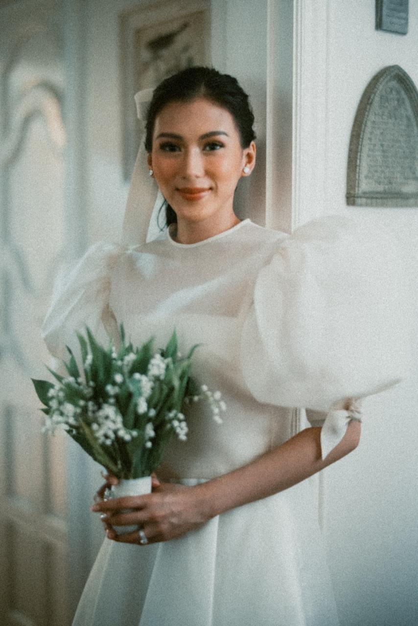 Alex Gonzaga wedding gown