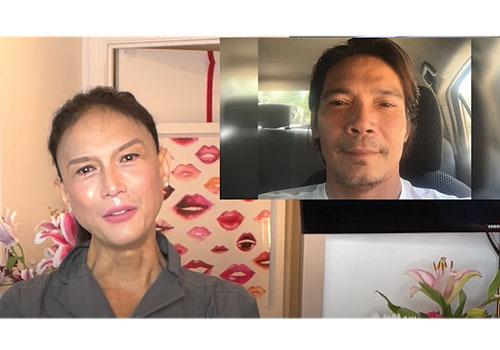 BB Gandanghari, Royette Padilla video call