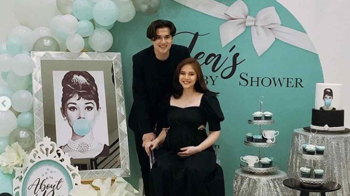 Janella Salvador surprise baby shower