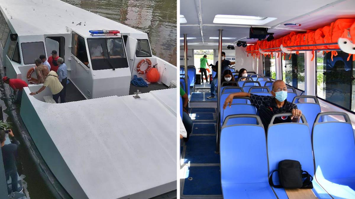 MMDA Pasig River Ferry Service