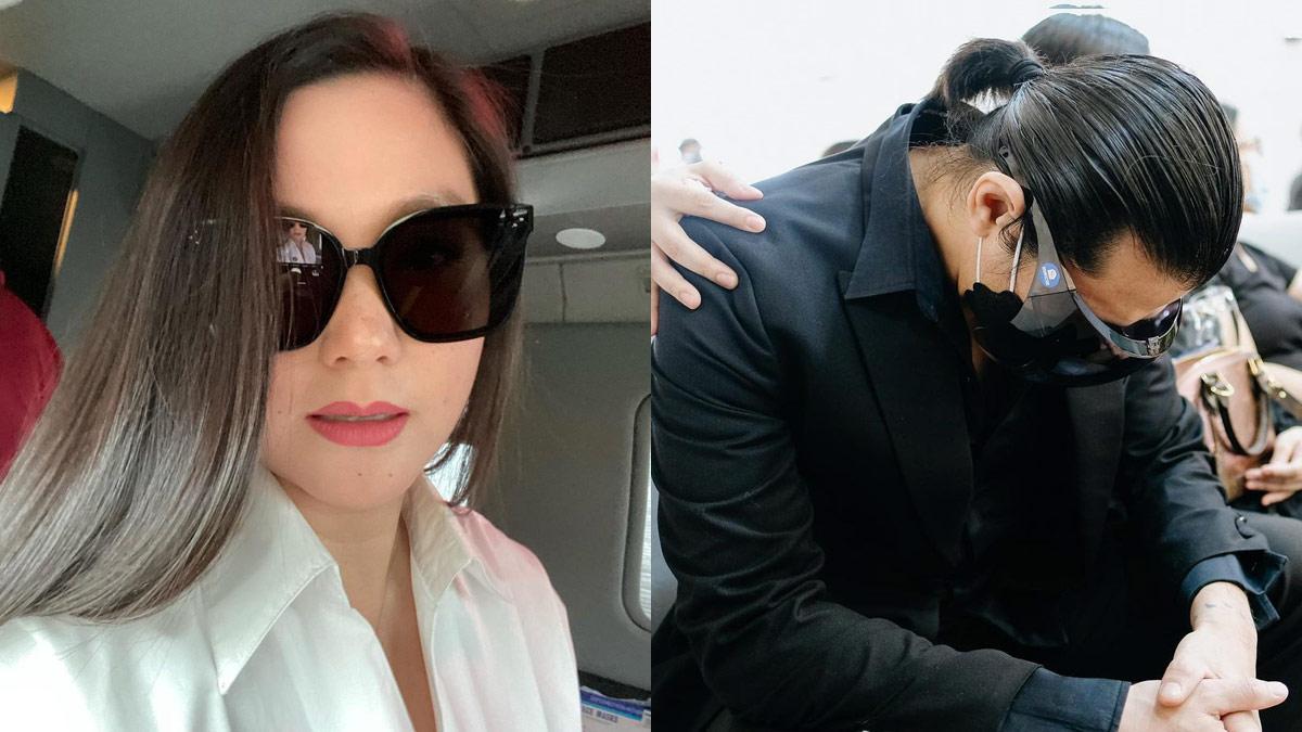 Mariel Rodriguez Robin Padilla Mocha Uson issue