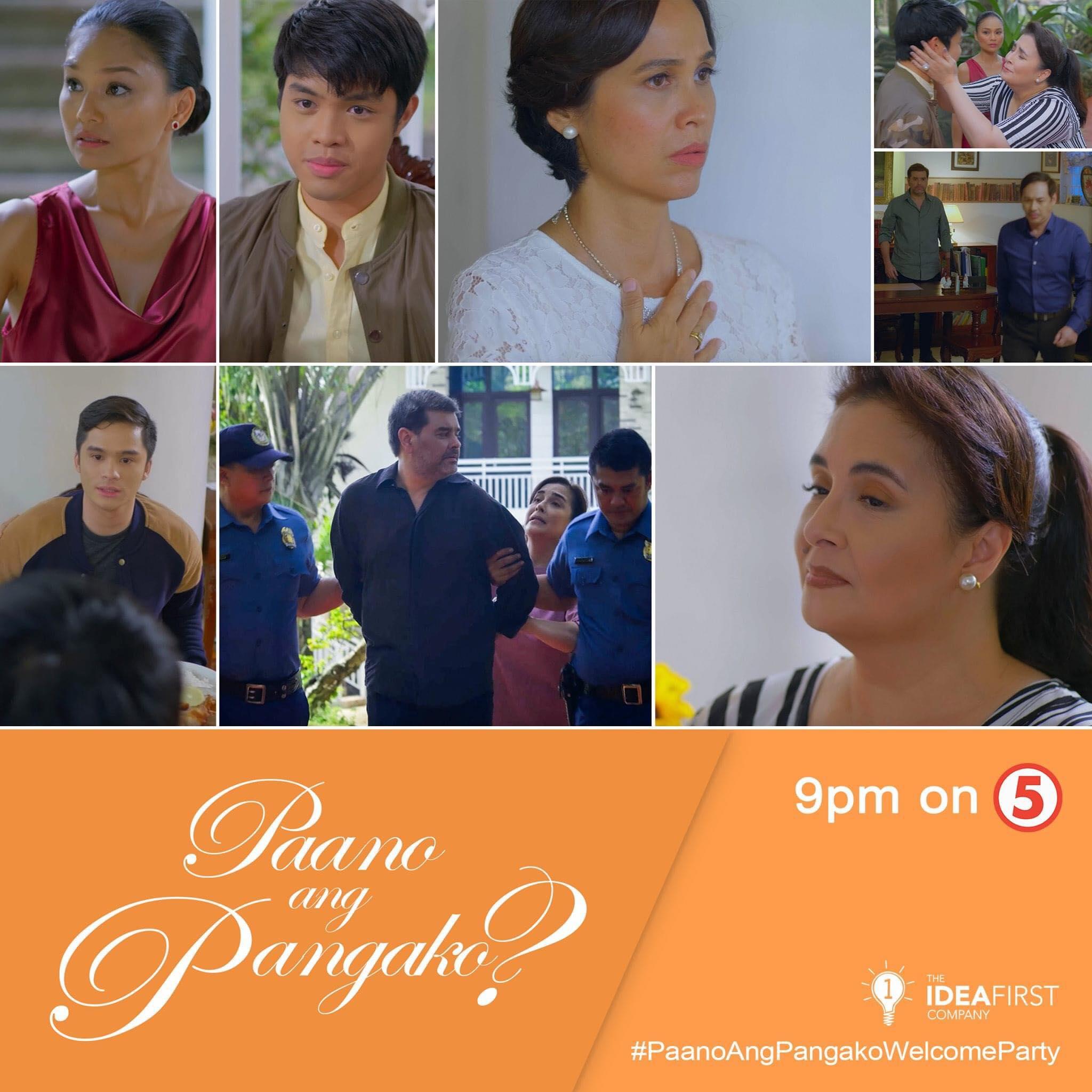 Paano ang Pangako stills