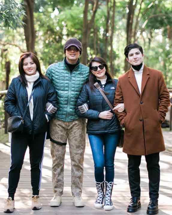 Who is Cassy Legaspi Family