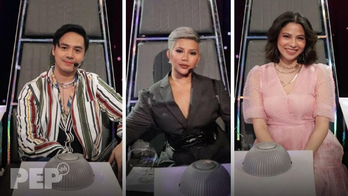 Sam Concepcion, Katrina Velarde, Janine Tenoso