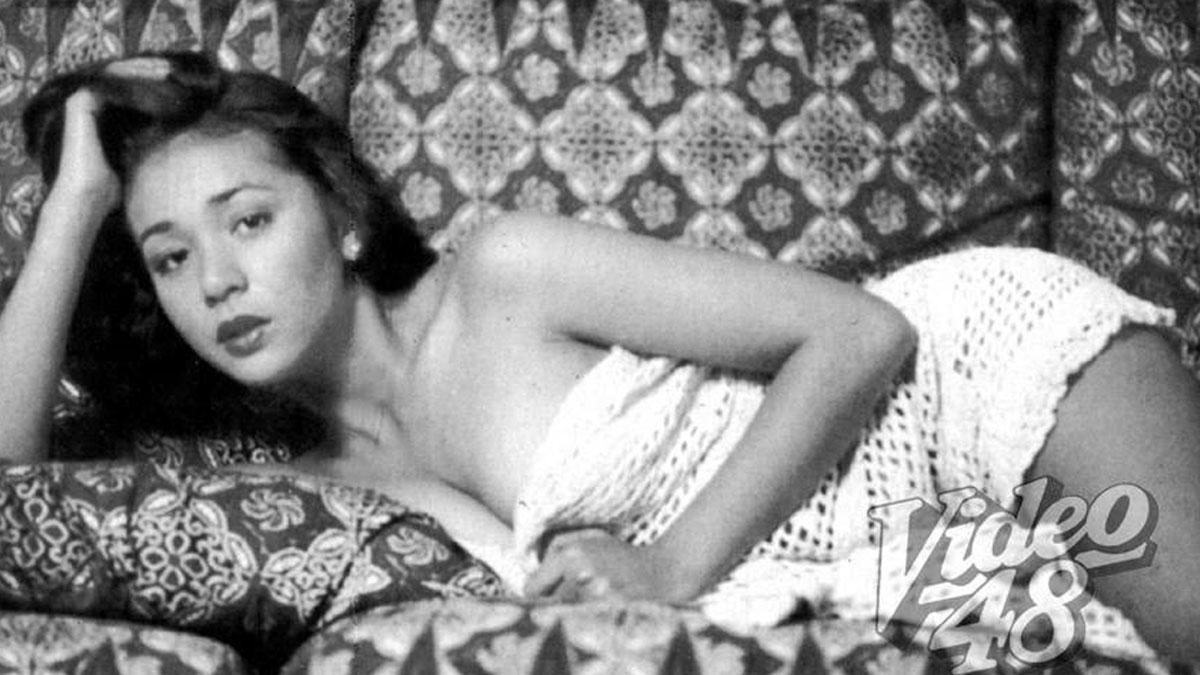 Alma Moreno in a 1970s publicity photo.