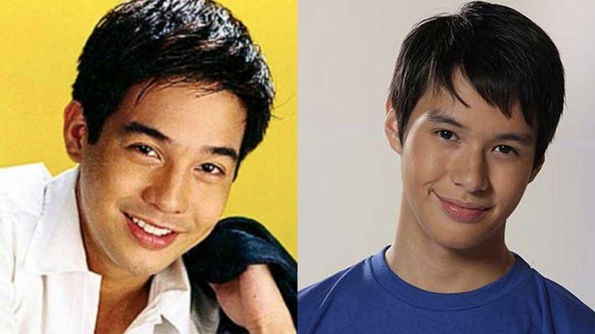 Late actors, Rico Yan and AJ Perez