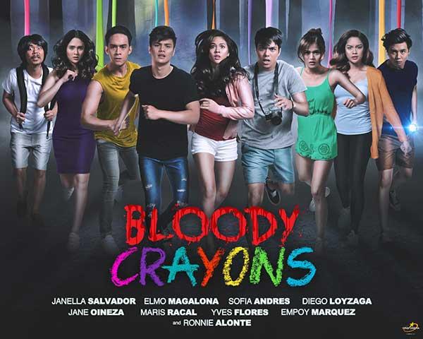Janella Salvador, Bloody Crayons