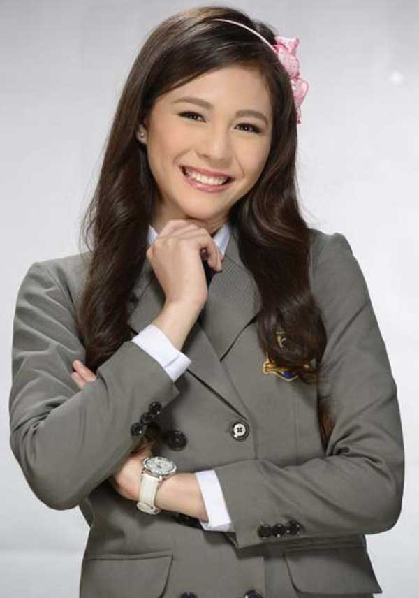 Janella Salvador as Sophie Cepeda in Oh My G!
