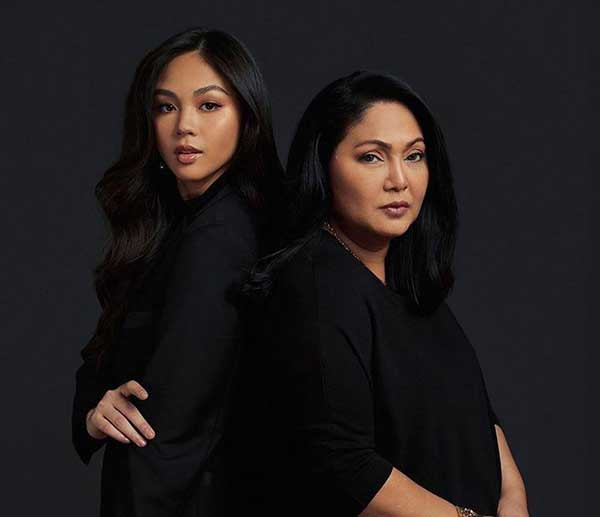 Janella Salvador and Maricel Soriano in The Heiress
