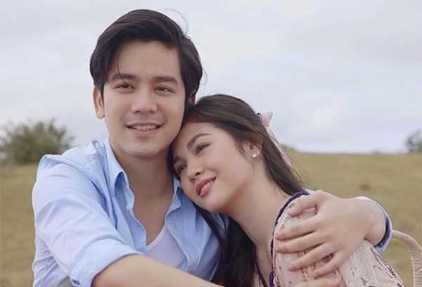 Joshua Garcia and Janella Salvador worked as a love team in The Killer Bride.