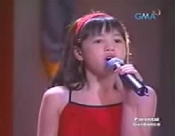 A young Janella Salvador in Walang Tulugan
