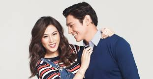 Alex Gonzaga and Joseph Marco in My Rebound Girl poster
