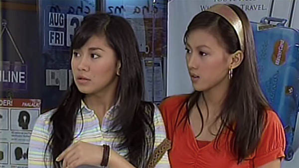 Sarah Geronimo and Alex Gonzaga in Pangarap na Bituin