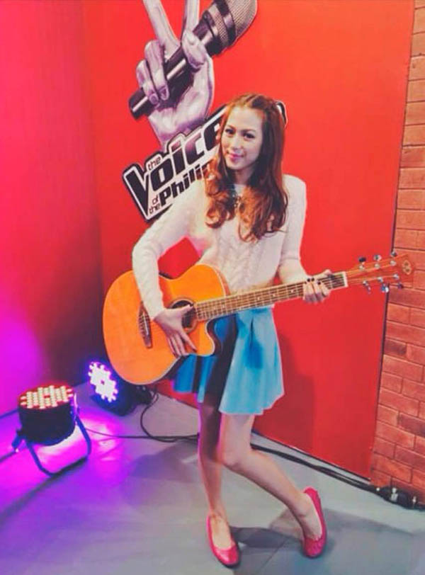 alex gonzaga hosting stint in the voice