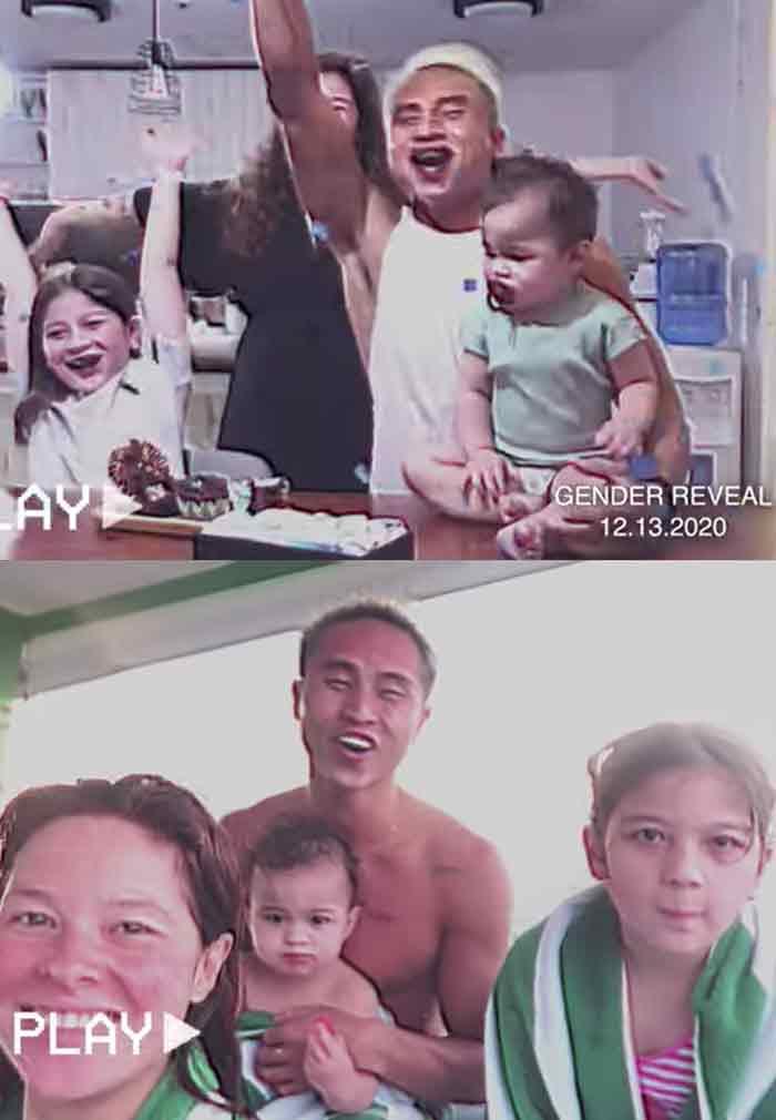 Andi Eigenmann Family Vlogs