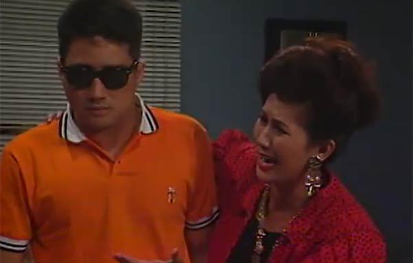 Mr. M directed Abangan Ang Susunod Na Kabanata which stars Anjo Yllana and Tessie Tomas