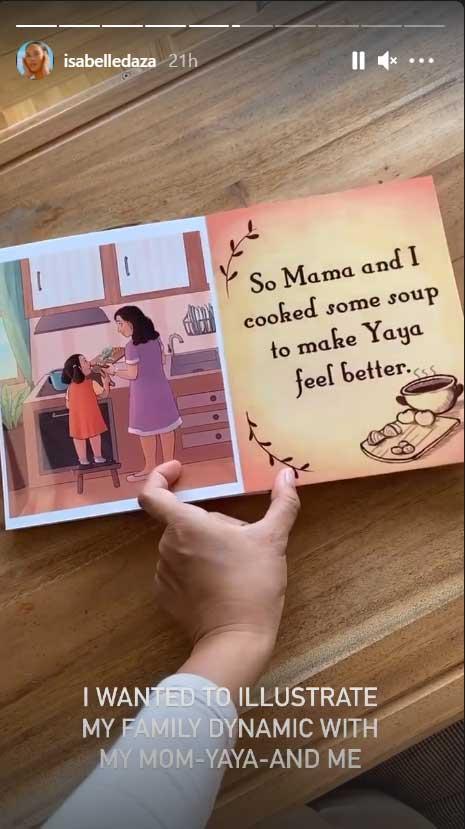 Isabelle Daza children book illustration