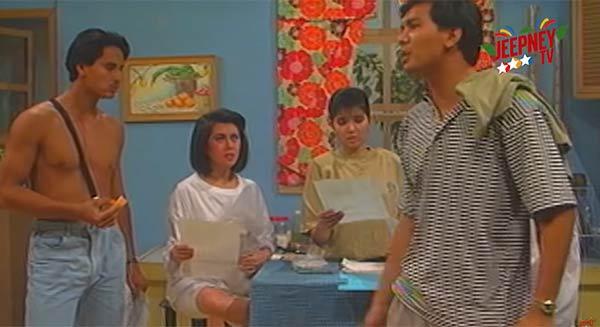 Johnny Manahan directed sitcom Palibhasa Lalake