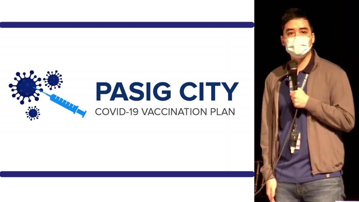 Mayor Vico Sotto COVID-19 vaccine plan