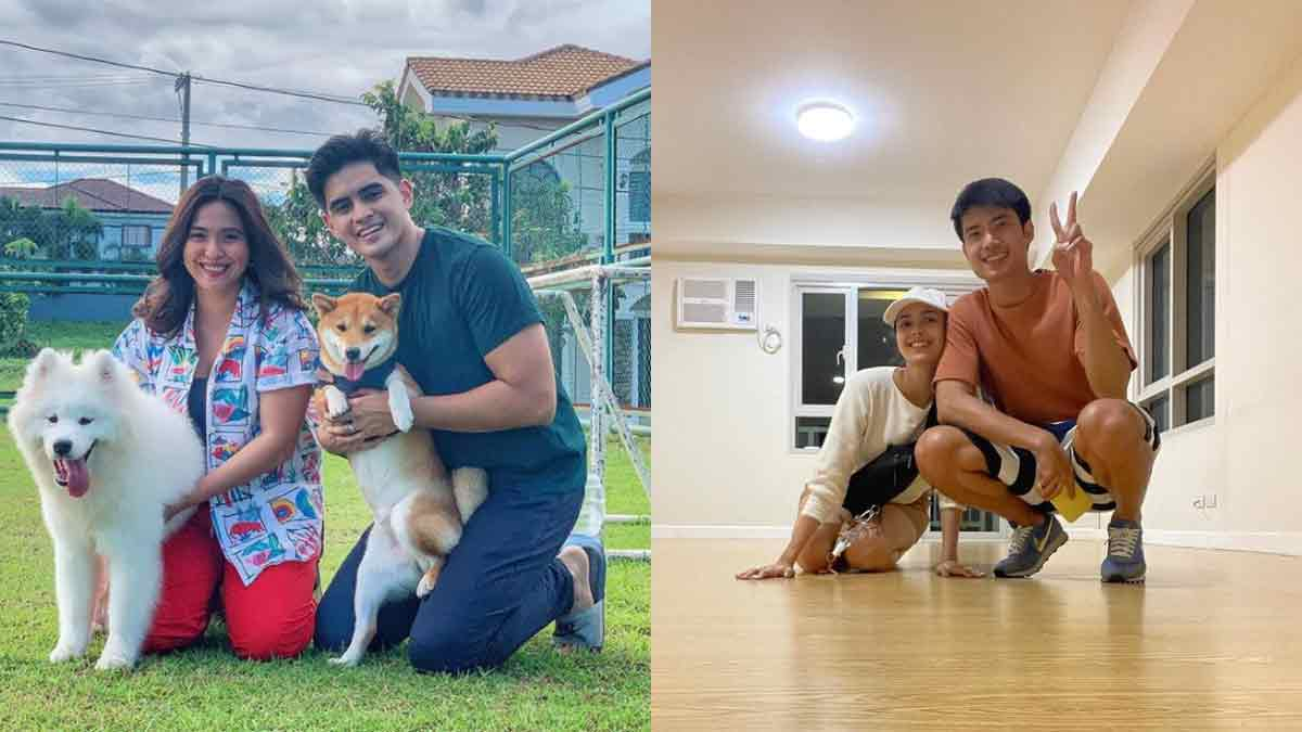 Joyce Pring, Mikael Daez, Megan Young Moving Out of Manila