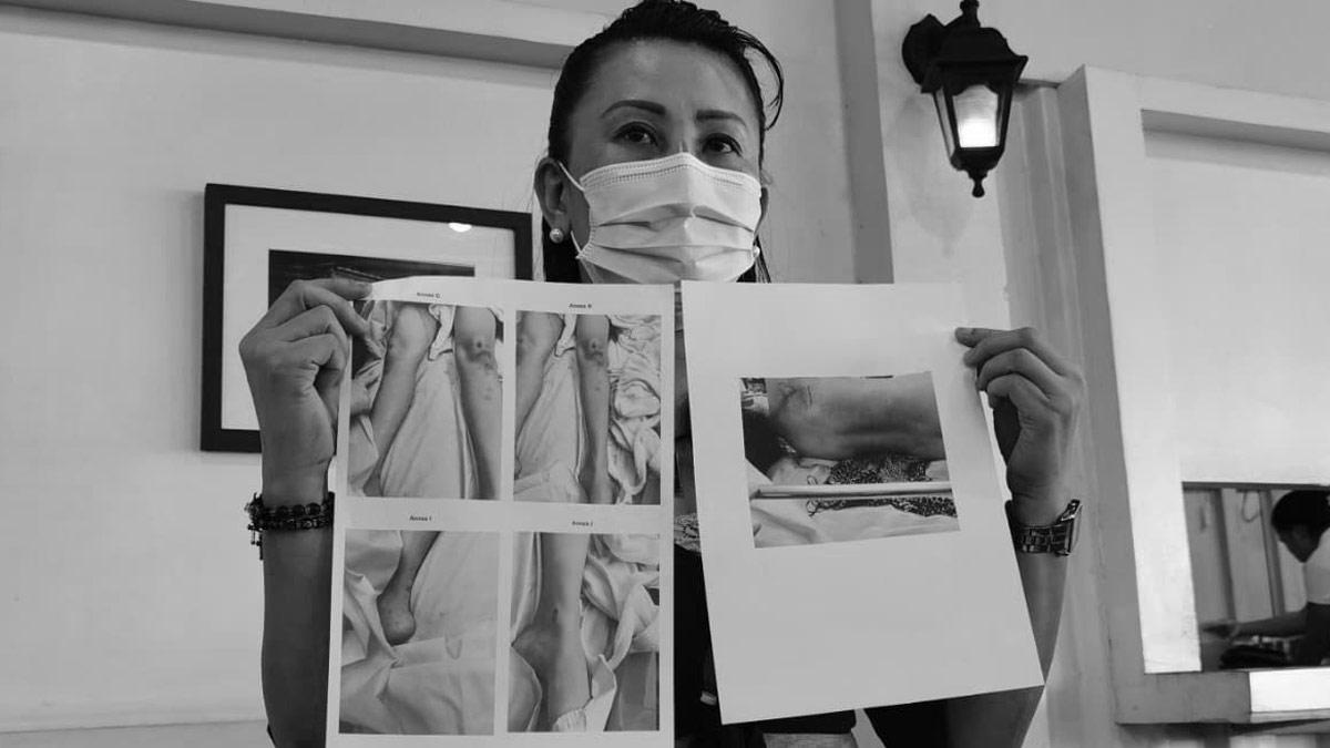 Sharon Dacera Christine Dacera case